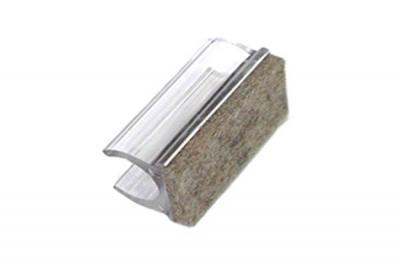 Filz-Möbelgleiter dunkel 12mm