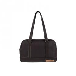 Umhänge-Damentasche Regent schwarz