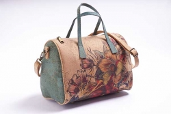 Bowling-Bag-Handtasche Flower