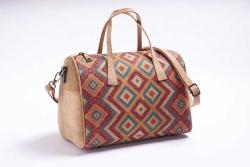 Bowling-Bag-Handtasche Quadro