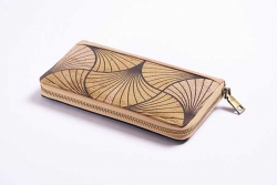 Design Brieftasche Natur